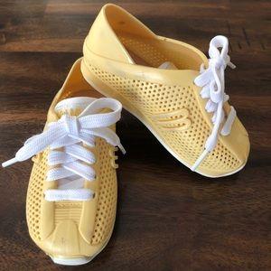 Mini MLSA Yellow Sneakers